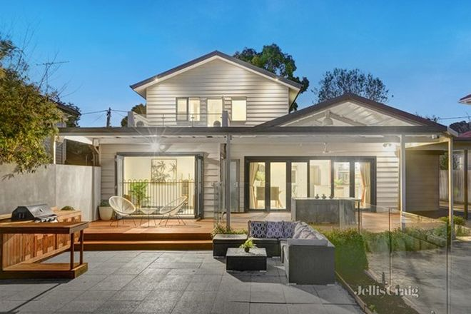 Picture of 7 Derwent Street, RINGWOOD NORTH VIC 3134