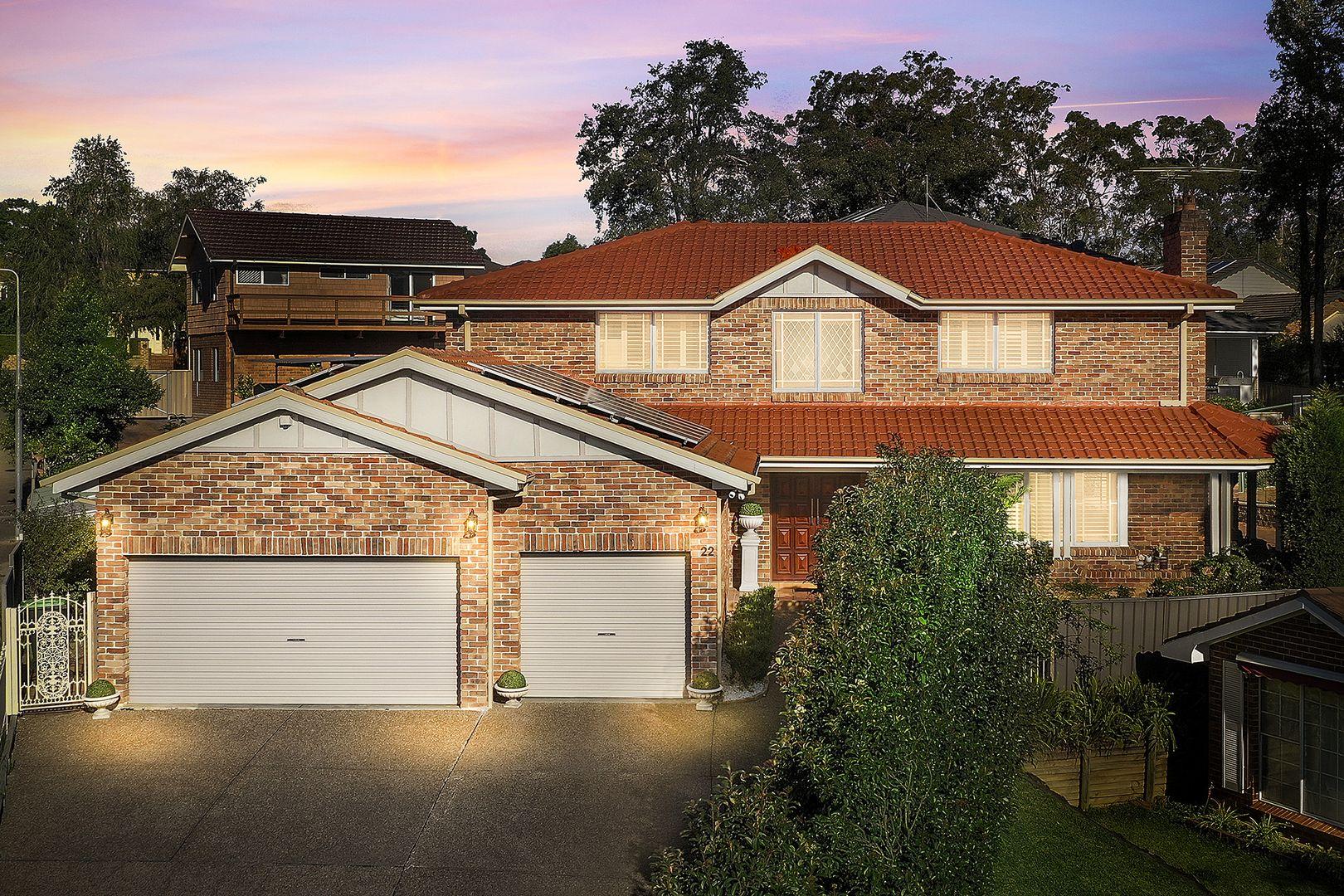 22 Coomalie Avenue, Castle Hill NSW 2154, Image 0