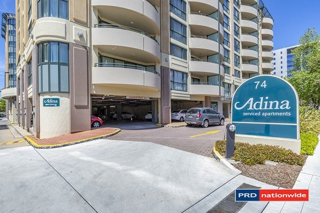 Picture of 316/74 Northbourne Avenue, BRADDON ACT 2612