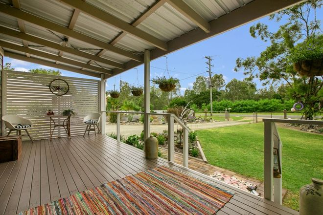 Picture of 14 Fraser Street, KILKIVAN QLD 4600