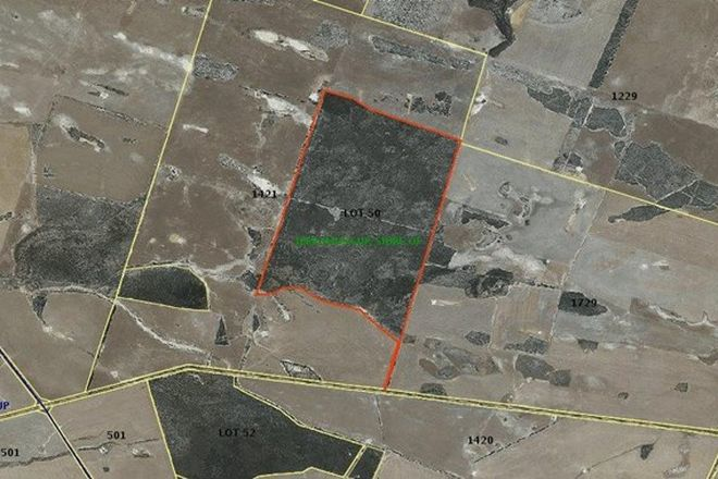 Picture of Lot 50 Middamidjup Road, WEST FITZGERALD WA 6337