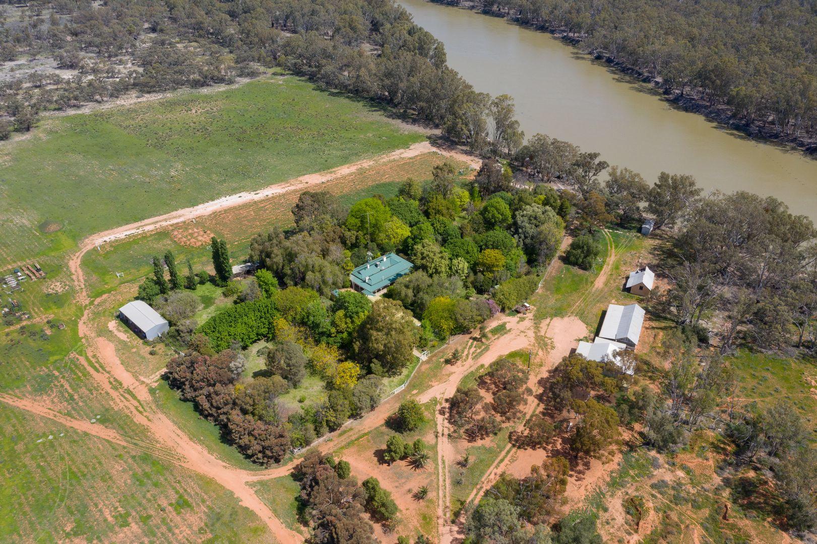 Lake Victoria Station, Rufus River Road, Rufus NSW 2648, Image 0