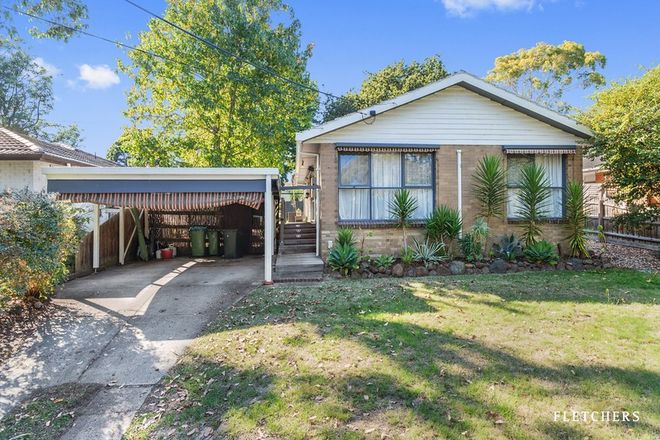 Picture of 5 Washusen Road, HEATHMONT VIC 3135