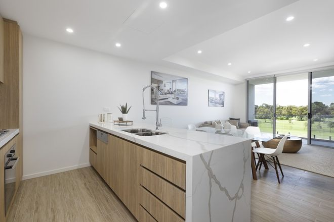 Picture of B310/86 Centenary Drive, STRATHFIELD NSW 2135