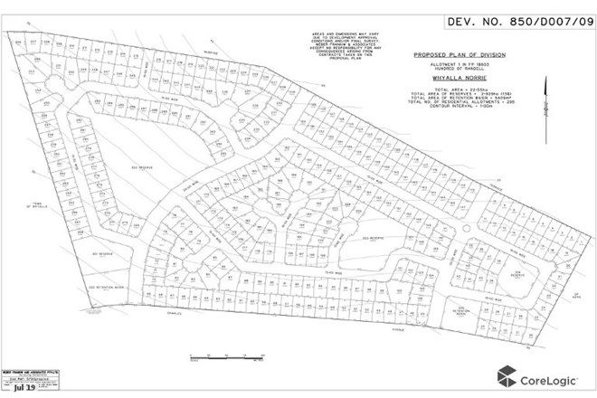 Picture of Lot 1 McBryde Terrace, WHYALLA NORRIE SA 5608