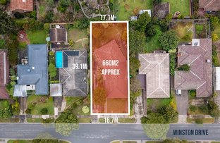 Picture of 55 Winston Drive, Doncaster VIC 3108