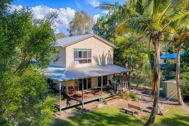 Picture of 20 ORCHID AVENUE, TINNANBAR QLD 4650