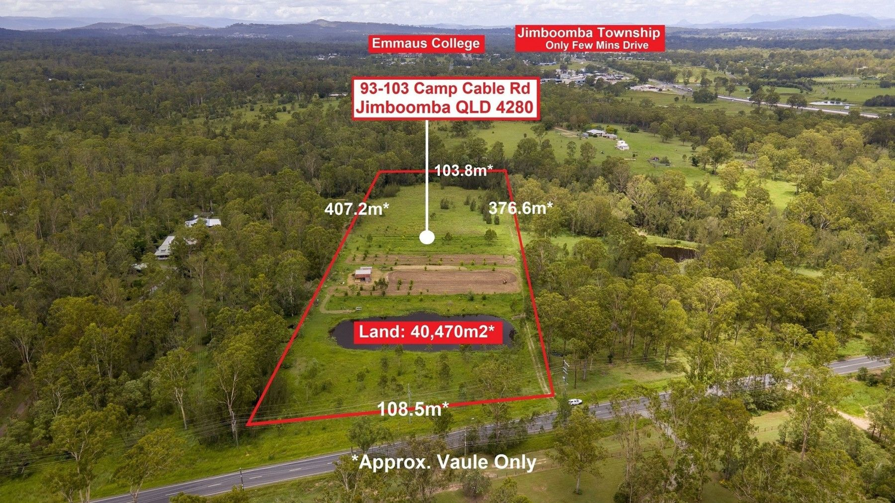 93-103 Camp Cable Road, Jimboomba QLD 4280, Image 1
