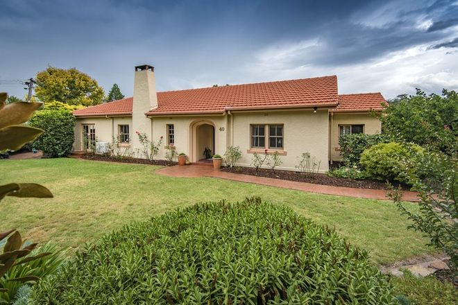 Picture of 40 New South Wales Crescent, BARTON ACT 2600