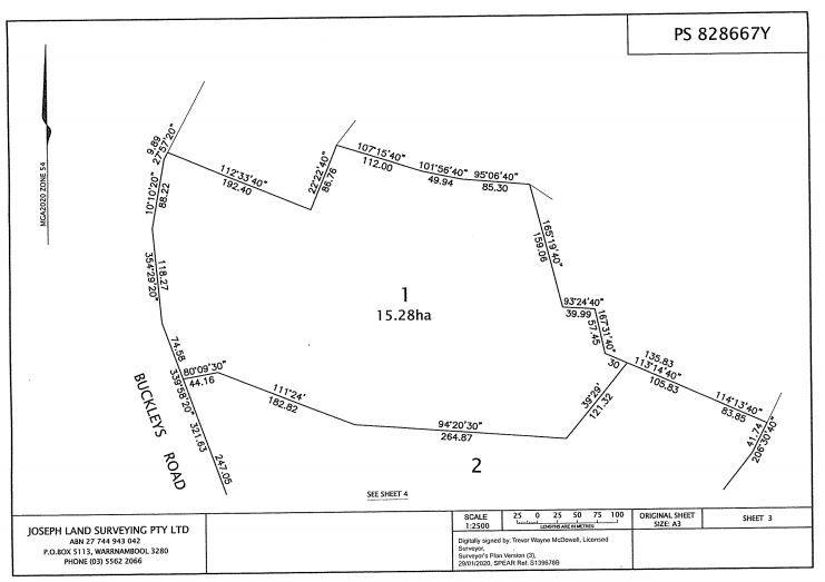 Lots 1, 2, 3 Buckleys Road, Allansford VIC 3277, Image 0