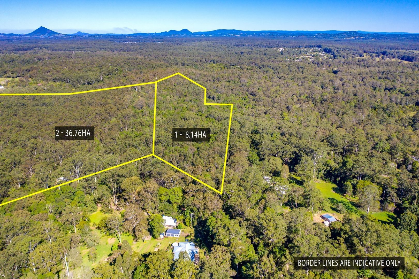 Lot 1-2, 555 Louis Bazzo Drive, Pomona QLD 4568, Image 1