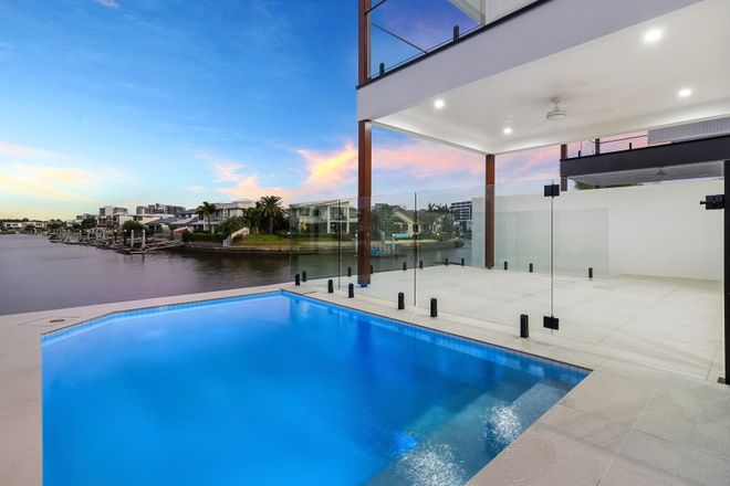 Picture of 1/63 Compass Drive, BIGGERA WATERS QLD 4216