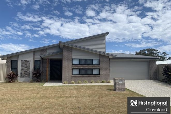 Picture of 5 Beverley Court, REDLAND BAY QLD 4165