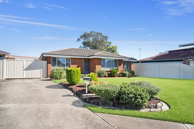Picture of 18 Bimbi Place, BONNYRIGG NSW 2177