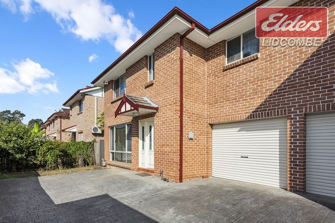 Picture of 4/45 STANLEY ROAD, LIDCOMBE NSW 2141