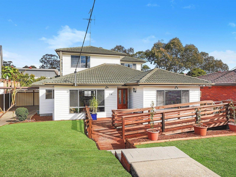 24 Kurrajong Crescent, Blacktown NSW 2148, Image 0