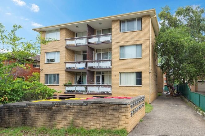 Picture of 10/13 Riverview Street, WEST RYDE NSW 2114