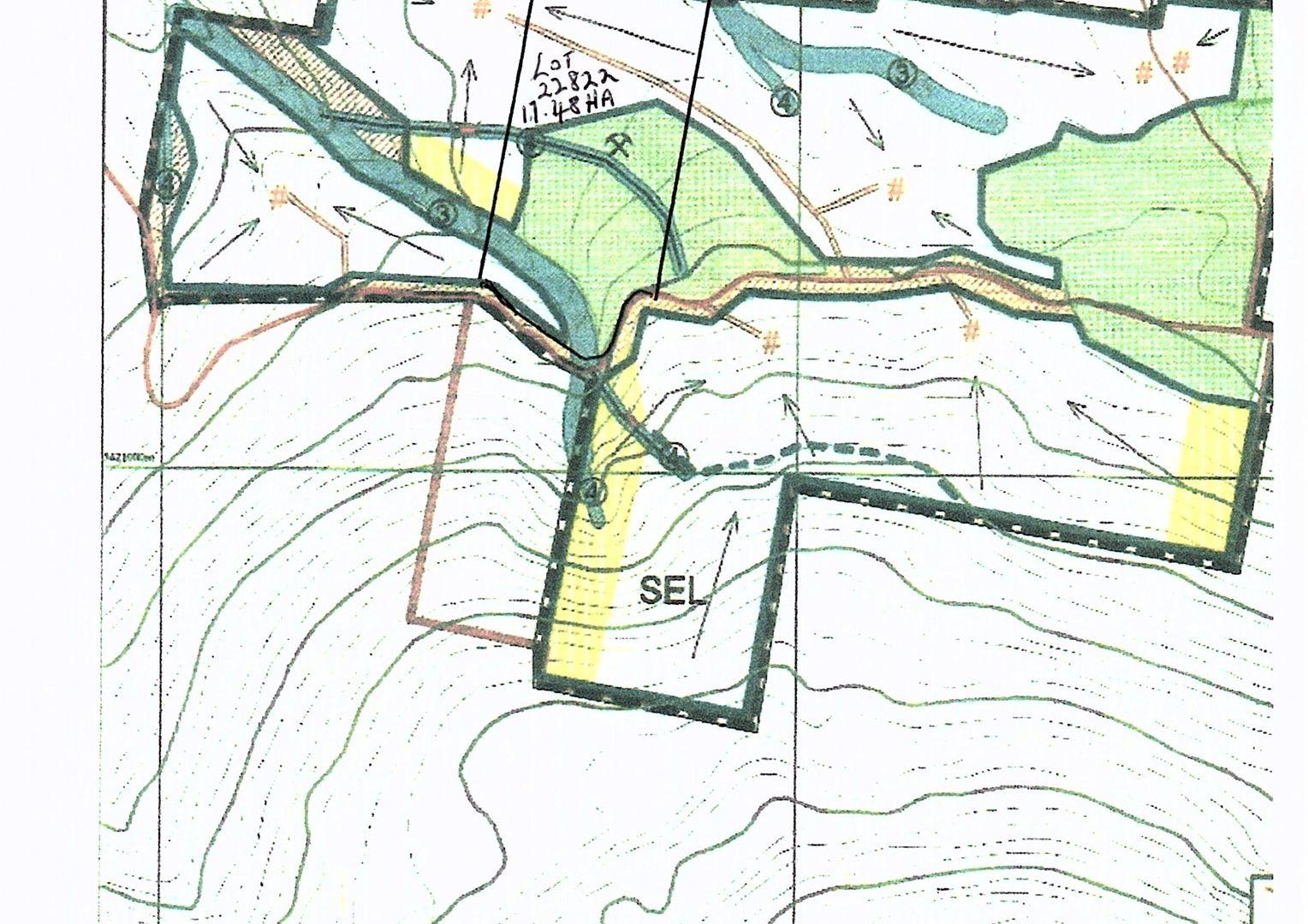 Lot 1/600 Mount Barrow Rd, Nunamara TAS 7259, Image 1