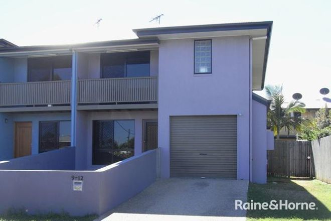 Picture of 9/12 Hamlet Street, MACKAY QLD 4740