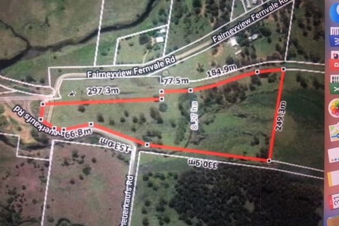 Picture of Lot 1/0 Theuerkaufs Road, FAIRNEY VIEW QLD 4306