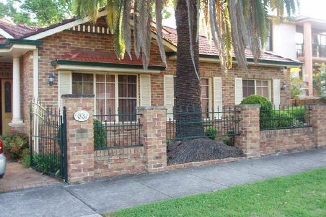 Picture of 63B Chalmers Rd, STRATHFIELD NSW 2135