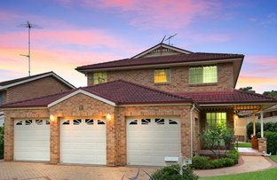 Picture of 18 Sherridon Crescent, Quakers Hill NSW 2763