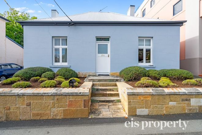 Picture of 284 Macquarie Street, SOUTH HOBART TAS 7004