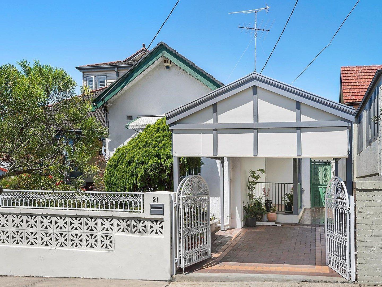 21 Kensington Road, Kensington NSW 2033, Image 0