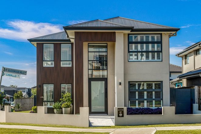 Picture of 67 Gledswood Hills Drive, GLEDSWOOD HILLS NSW 2557
