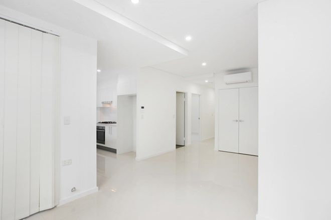Picture of B104/1-3 Anderson St, WESTMEAD NSW 2145