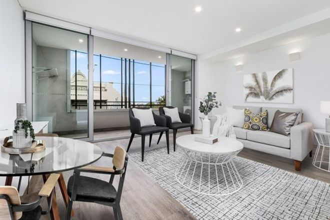 Picture of 1/111-115 New Canterbury Road, PETERSHAM NSW 2049