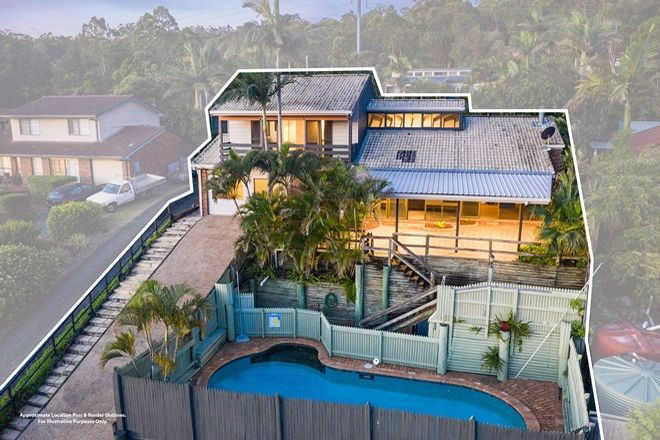 Picture of 59 Coleman Crescent, SPRINGWOOD QLD 4127