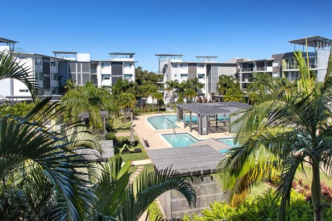 Picture of 1309/27 Boardwalk Boulevard, MOUNT COOLUM QLD 4573