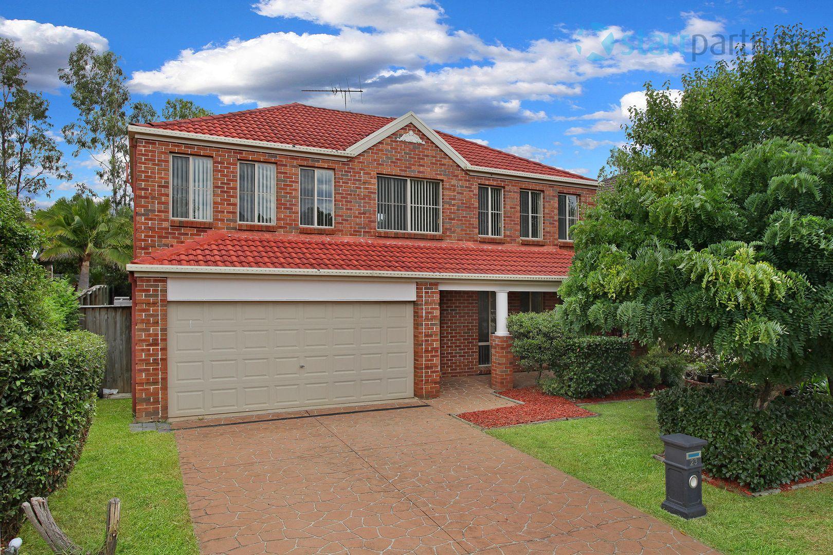 23 Exbury Road, Kellyville NSW 2155, Image 0