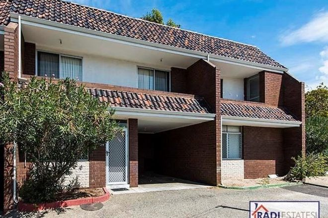 Picture of 5/354 Stirling Street, HIGHGATE WA 6003