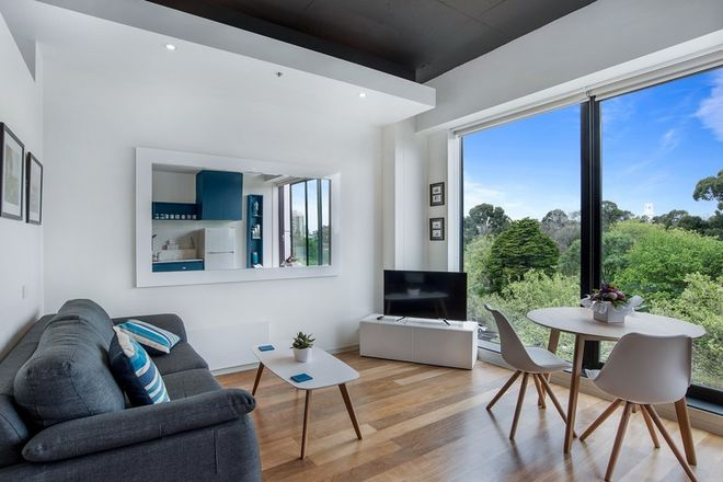 Picture of 503/320 St Kilda Road, SOUTHBANK VIC 3006