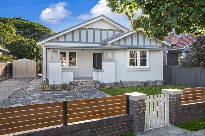 Picture of 18 Haig  Street, MAROUBRA NSW 2035