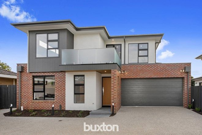Picture of 2 & 3/53 Stinton Avenue, NEWTOWN VIC 3220