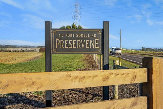 Picture of 384 & 412 Port Sorell Road, WESLEY VALE TAS 7307