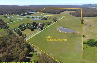 Picture of Lot 1/104 Dean-Barkstead Road, Rocklyn VIC 3364