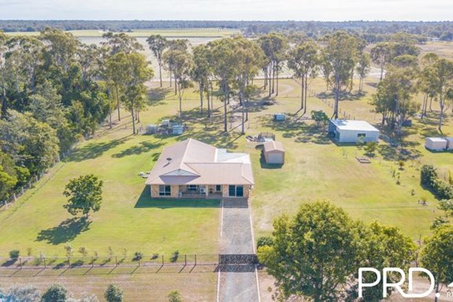 Picture of 78 Ten Mile Road, SHARON QLD 4670