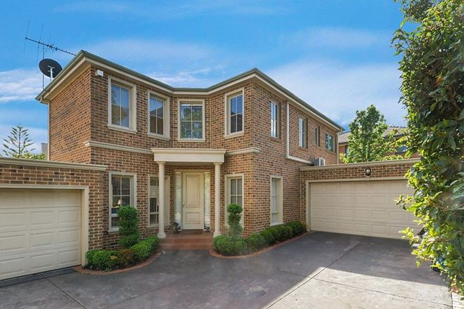 Picture of 3/33 Greythorn Road, BALWYN NORTH VIC 3104