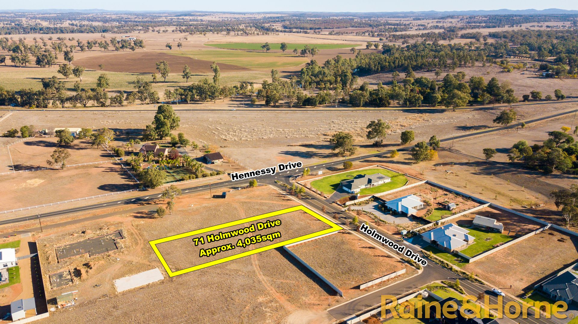 71 Holmwood Drive (Lot 119 Macquarie View Estate), Dubbo NSW 2830, Image 0