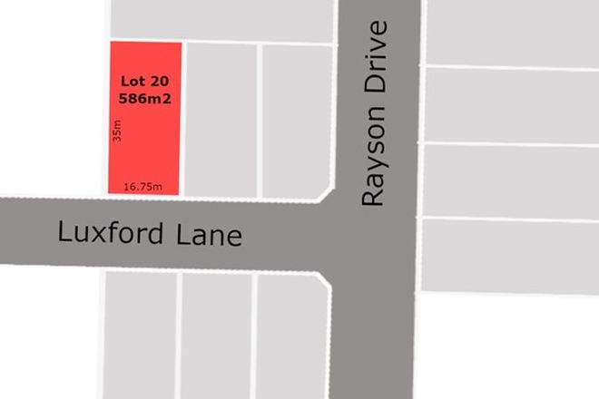Picture of Lot 20 Luxford Lane, LEONGATHA VIC 3953