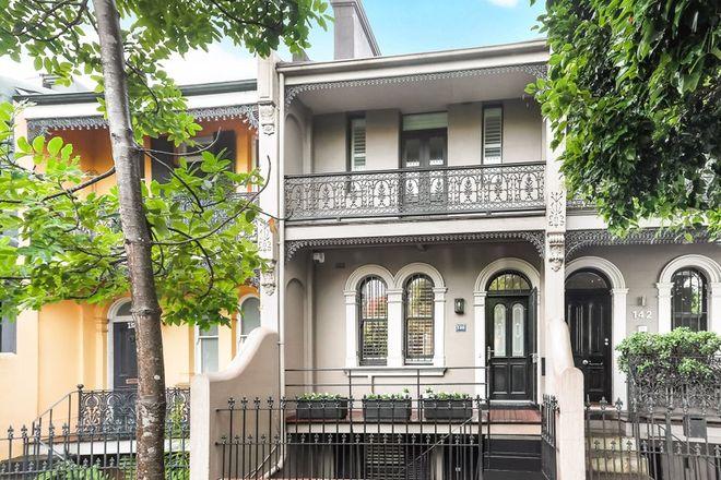 Picture of 140 Hargrave Street, PADDINGTON NSW 2021
