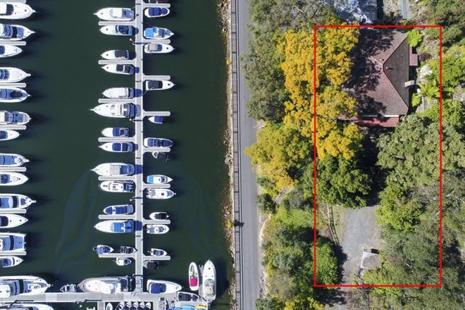 Picture of 132 Bay Road, BEROWRA WATERS NSW 2082