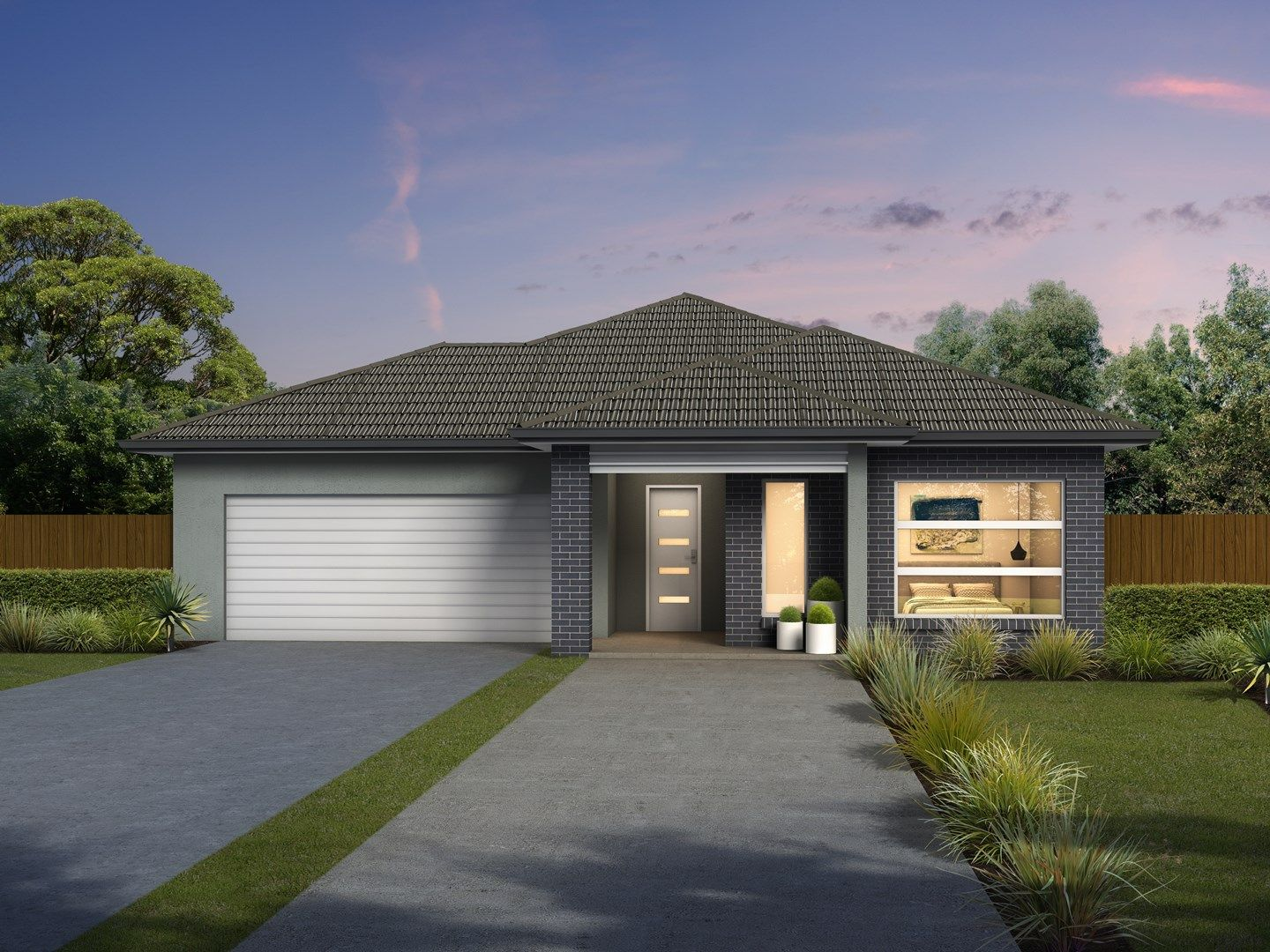 Lot 18 Bluebell Crescent, Spring Farm NSW 2570, Image 0