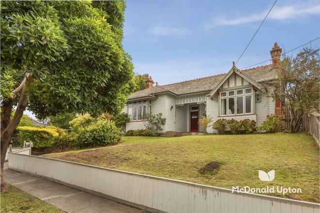 Picture of 6 Woolley Street, ESSENDON VIC 3040