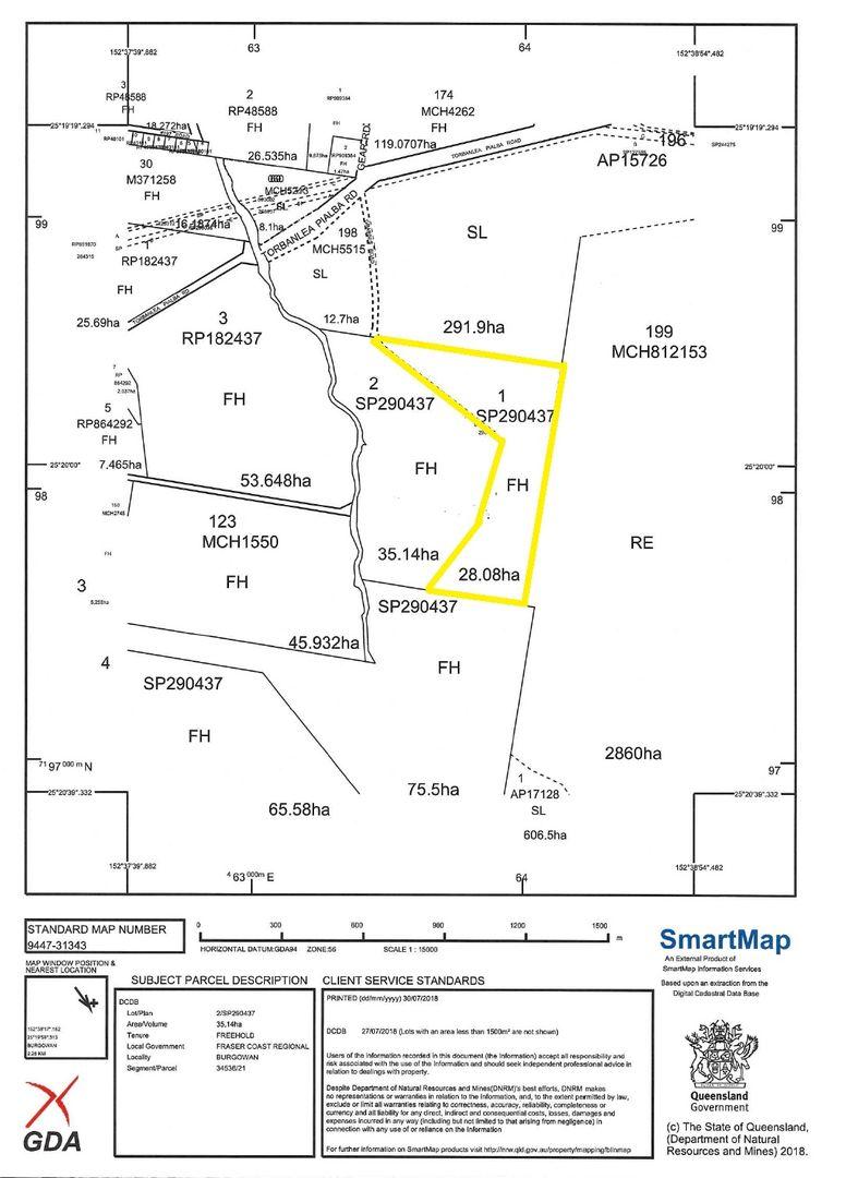 Lot 1 Grabbe Road, Burgowan QLD 4659, Image 1