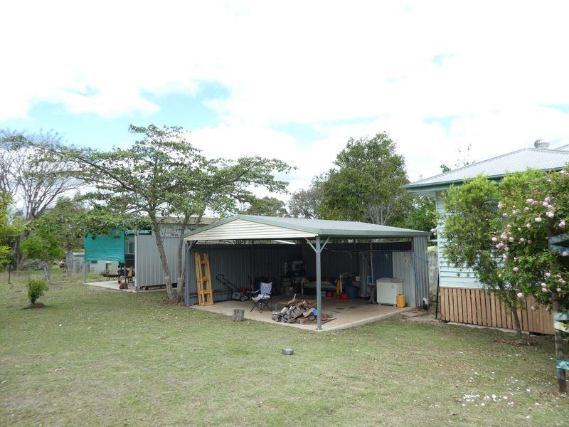 46 COOMBA WATERHOLE ROAD, Maidenwell QLD 4615, Image 1